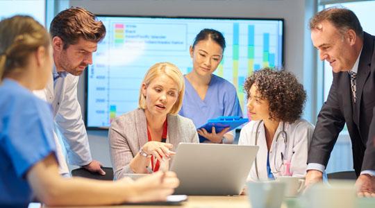 How to Implement a Healthcare Enterprise Risk Management