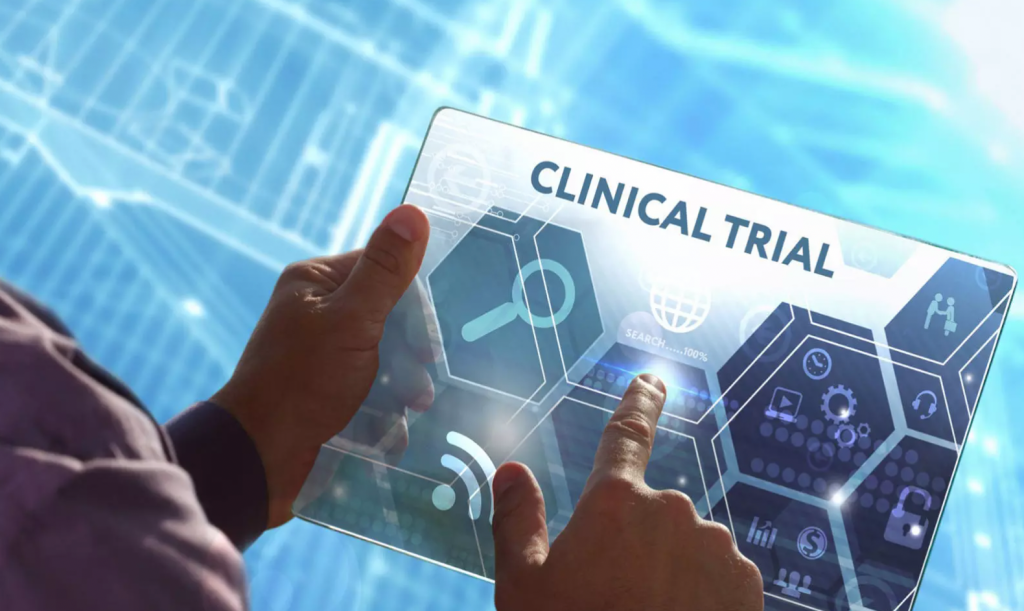 clinical trials data protection software